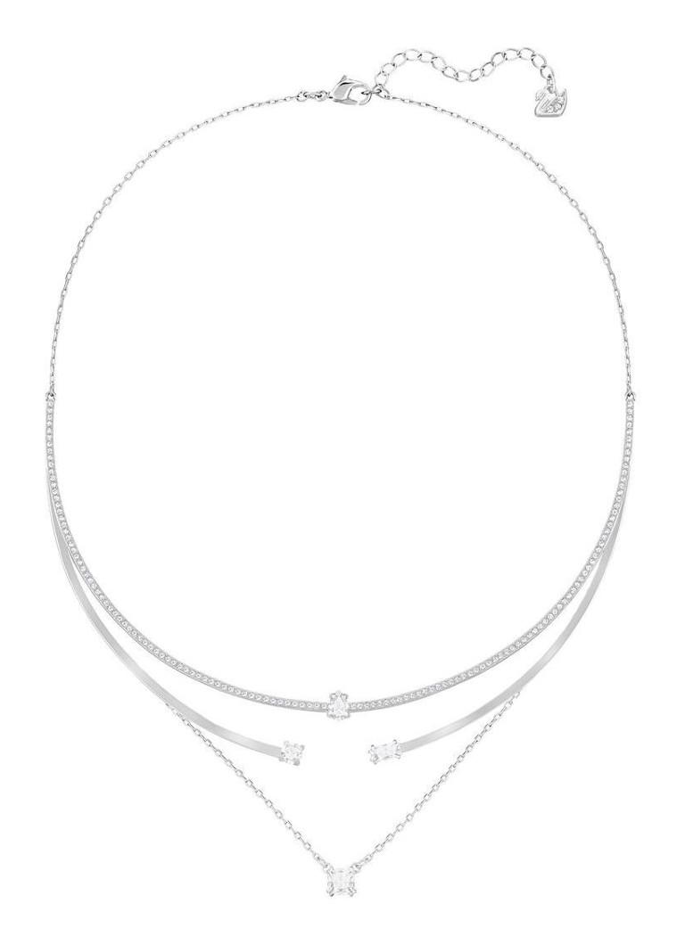 Swarovski Collier Gray