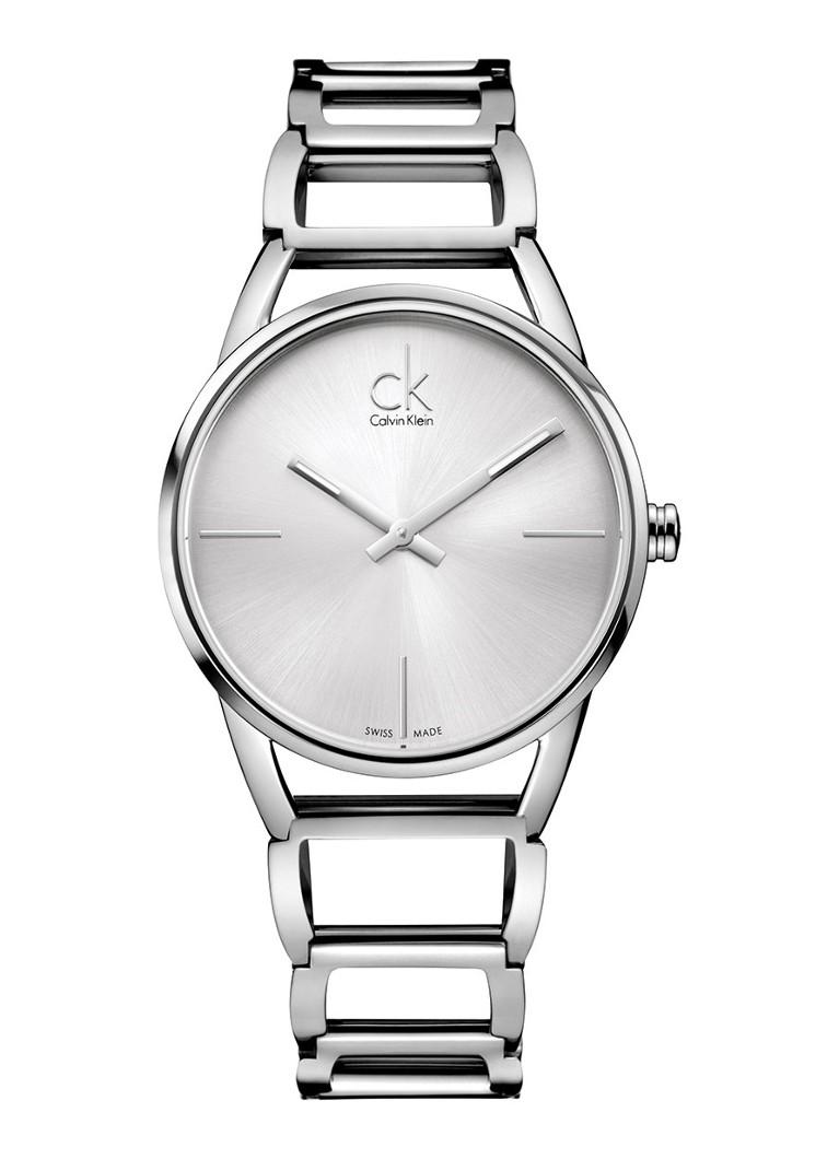 Calvin Klein Horloge Stately K4F2N111