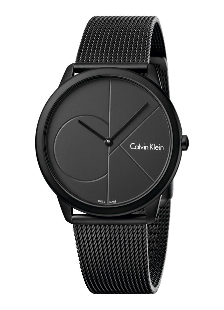 Calvin Klein Horloge Minimal K3M514B1