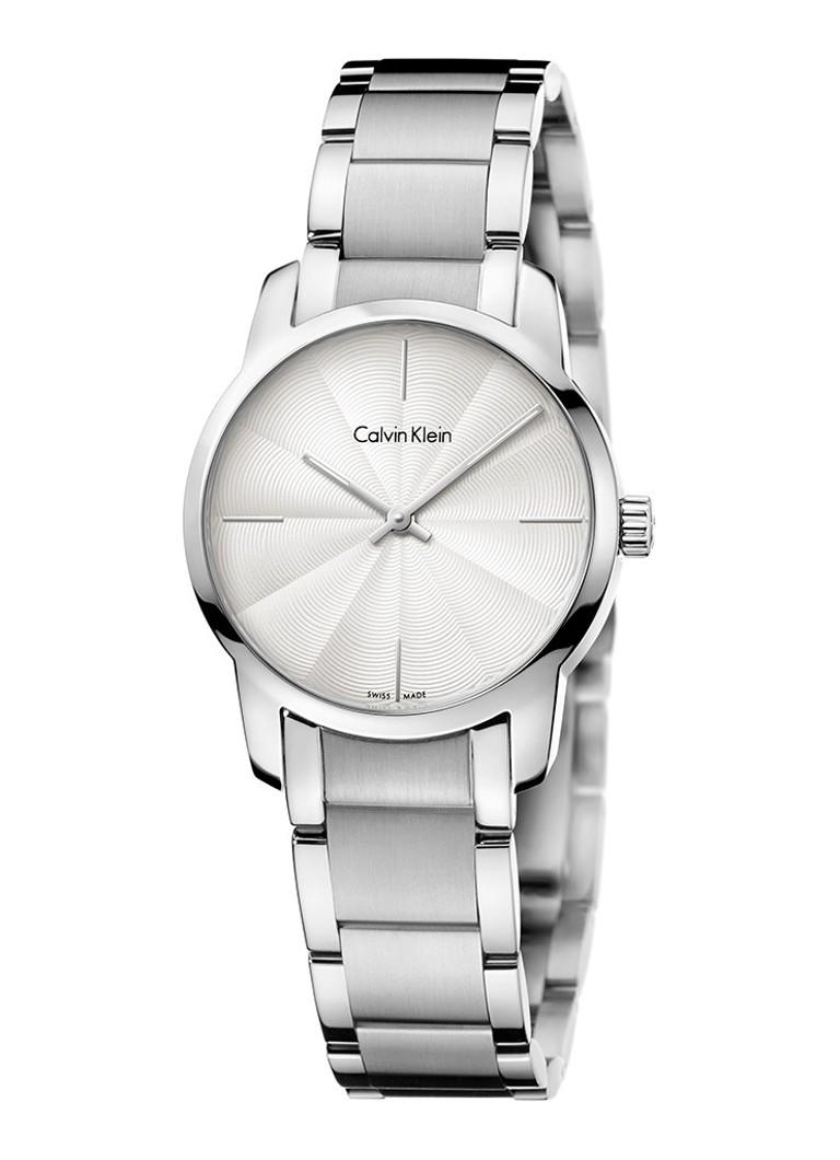 Calvin Klein Horloge City Extension K2G23146