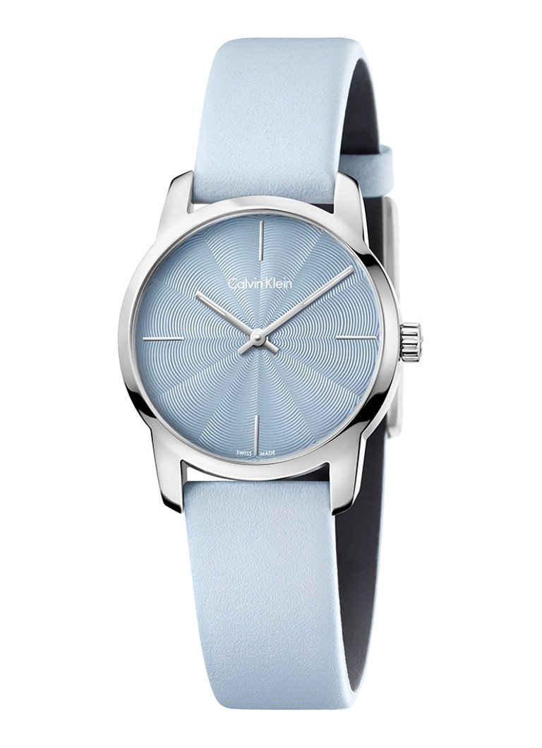 Calvin Klein Horloge City Extension K2G231VN