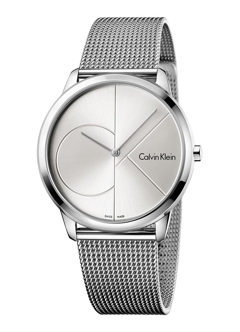 Calvin Klein Horloge Minimal Extension K3M2112Z