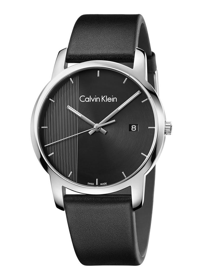 Calvin Klein Horloge City K2G2G1C1