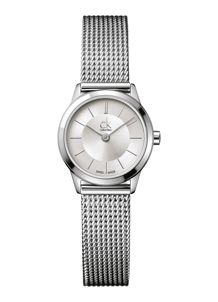 Calvin Klein Horloge Minimal K3M23126