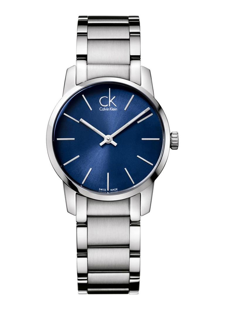 Calvin Klein Horloge City K2G2314N