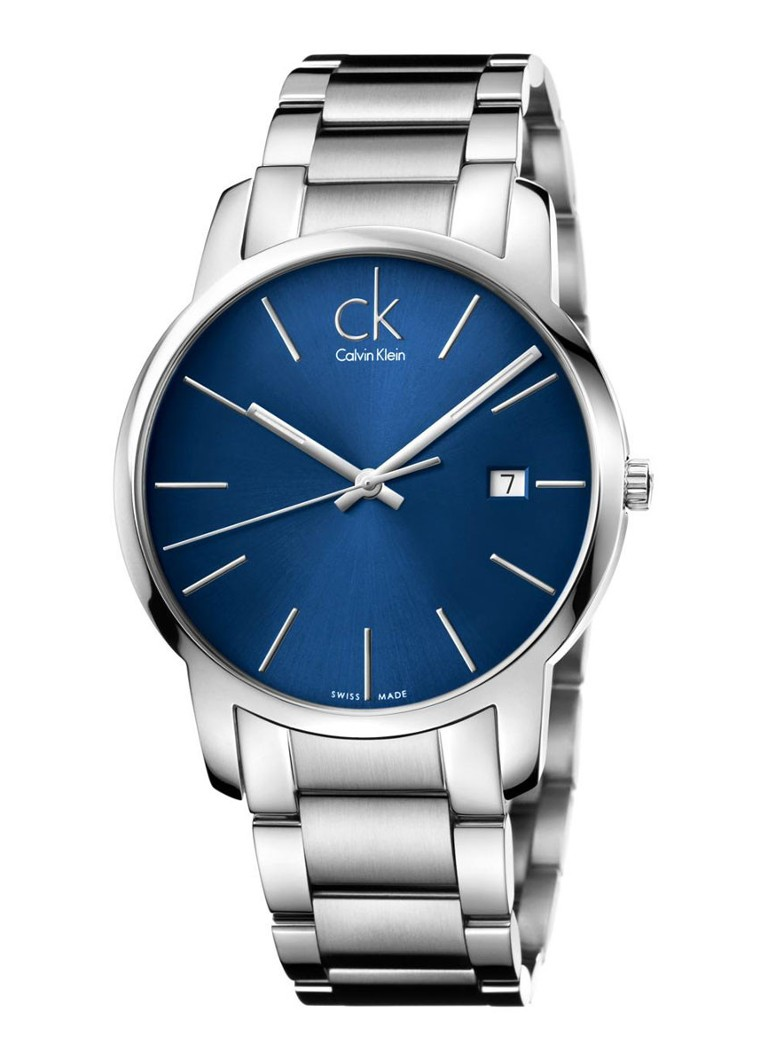 Calvin Klein Horloge City K2G2114N