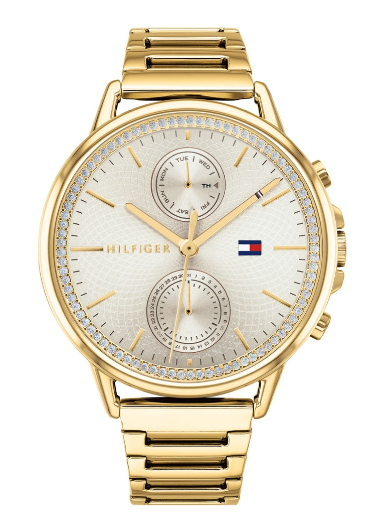 Image of Tommy Hilfiger Tommy Hilfiger Carly horloge TH1781916
