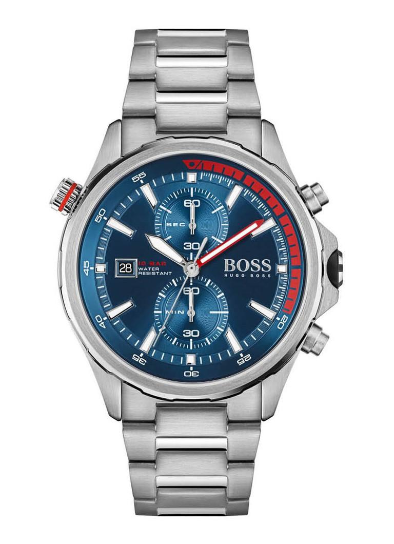 BOSS Globetrotter horloge HB1513823