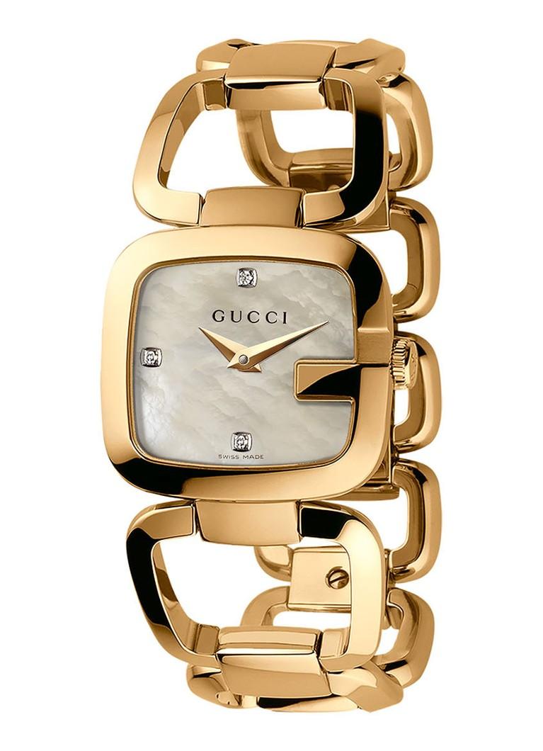 Image of Gucci Horloge G-Gucci YA125513