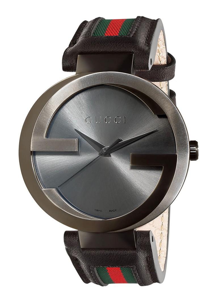 Gucci Horloge Interlocking YA133206