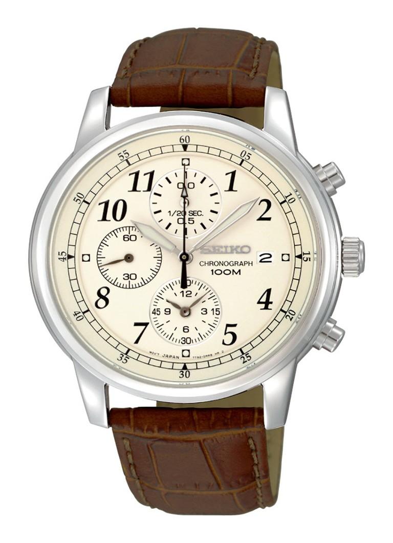 Seiko Horloge Chronograph SNDC31P1