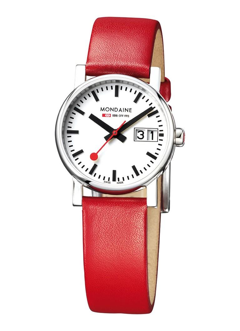 Mondaine Horloge Evo A669.30305.11SBC