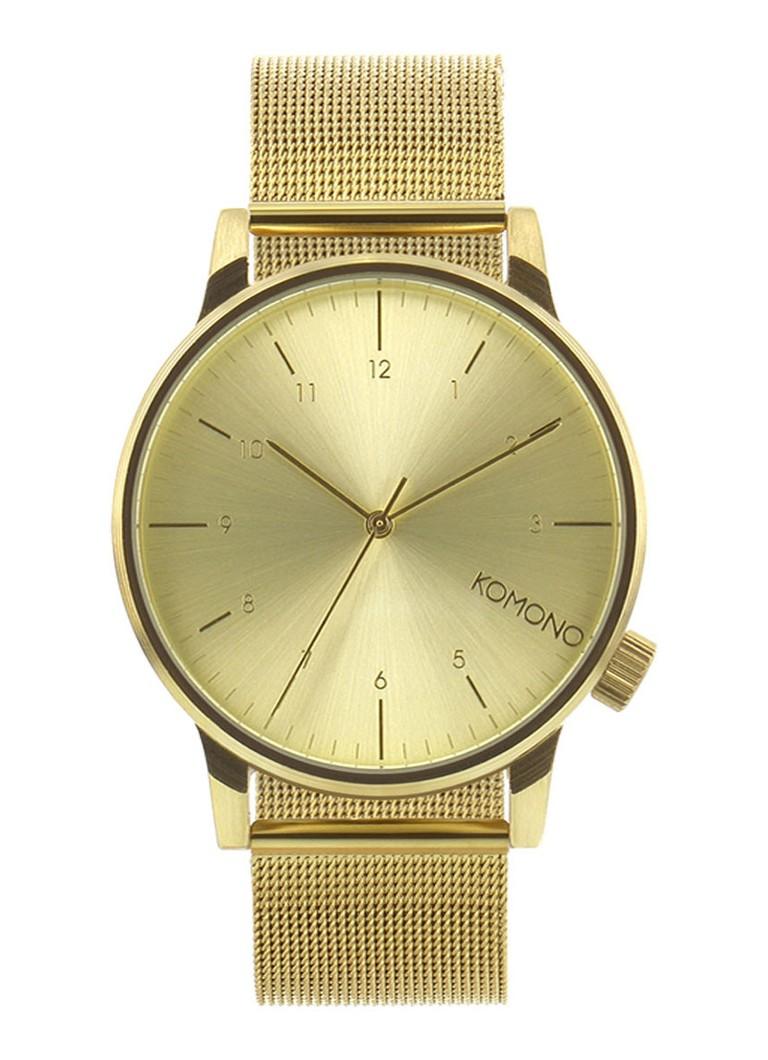 Komono Horloge Winston Royale Zirconium KOM-W2351