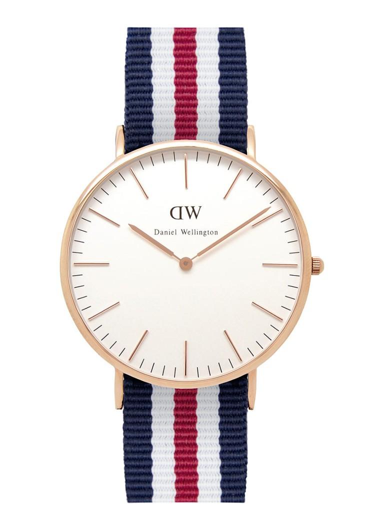Daniel Wellington Horloge Classic Canterbury 0102DW