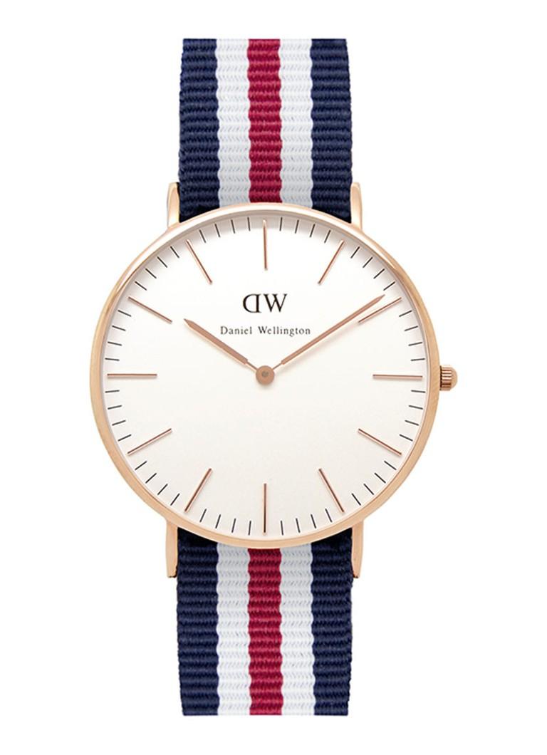 Daniel Wellington Horloge Classic Lady Canterbury 0502DW