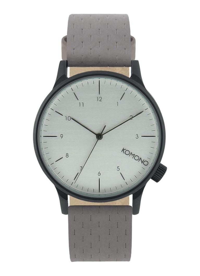 Komono Horloge Winston Concrete KOM-W2102