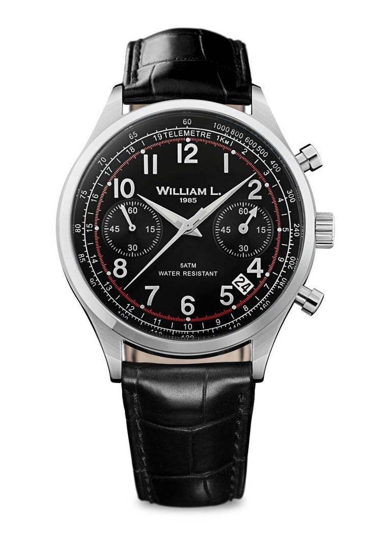 William L  1985 Horloge Chrono WLAC01NRCN