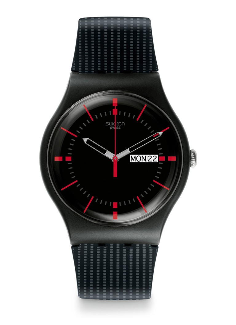 Swatch Horloge Gaet SUOB714
