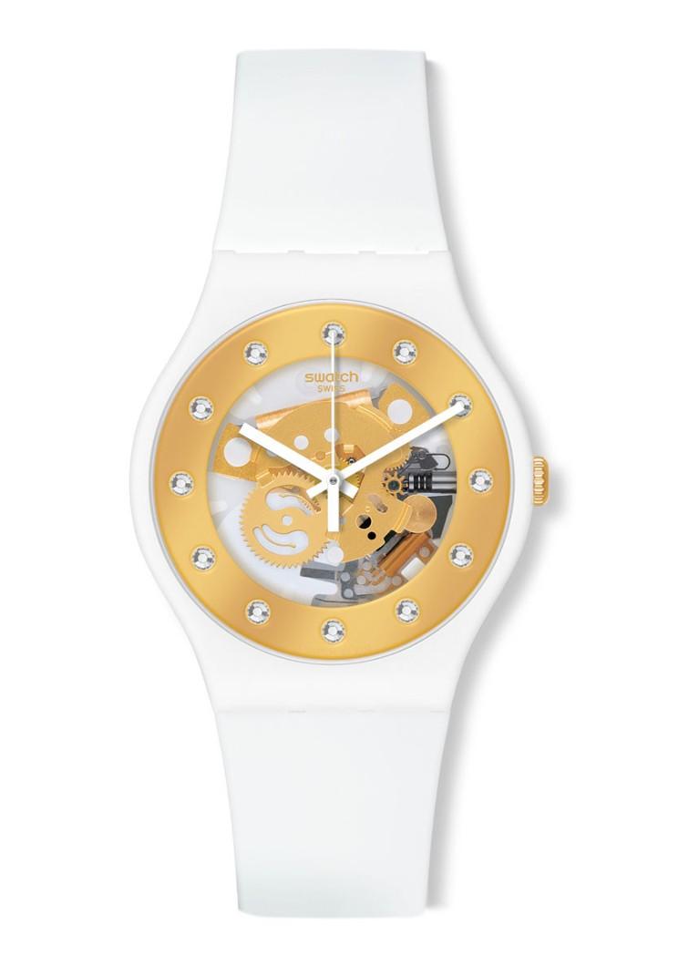 Swatch Horloge Sunray Glam SUOZ148