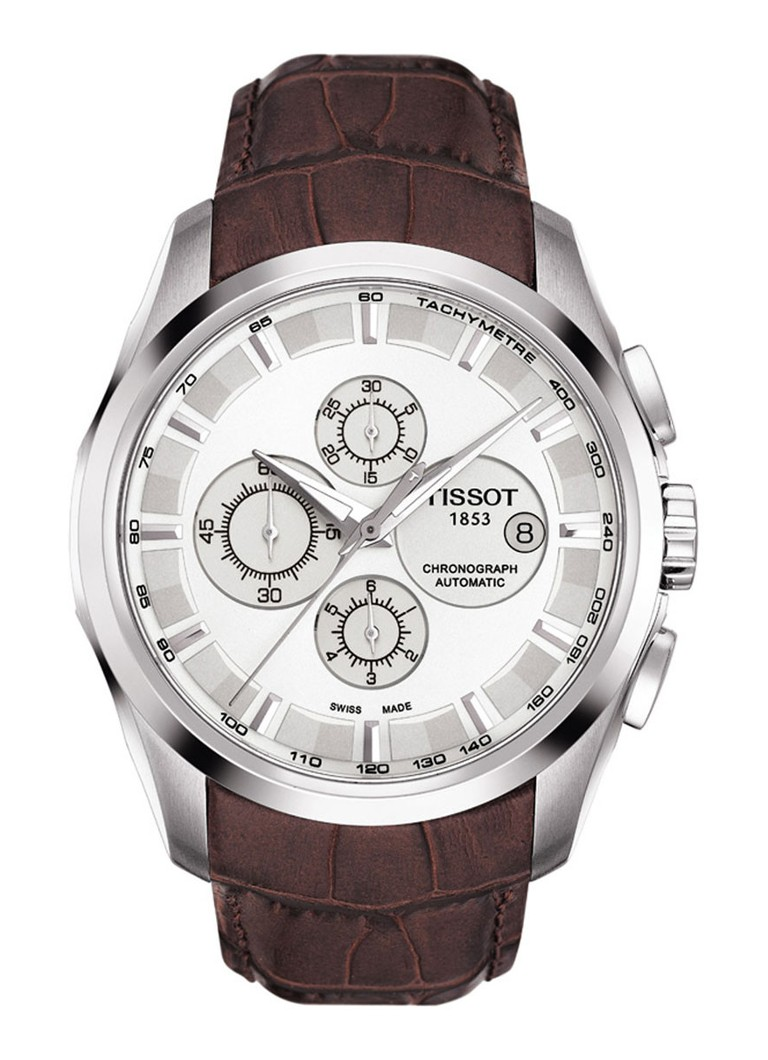 Tissot Horloge Couturier T0356271603100
