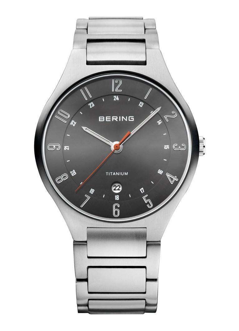 Bering Horloge Titanium 11739-772