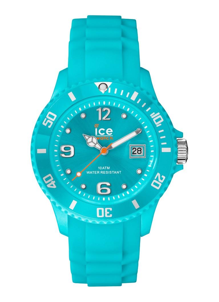 Ice-Watch Horloge Ice Forever Turquoise Unisex IW000966