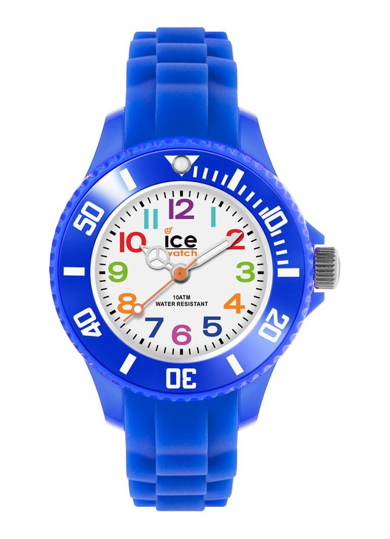 Ice-Watch Horloge Ice Mini Blue Mini IW000745
