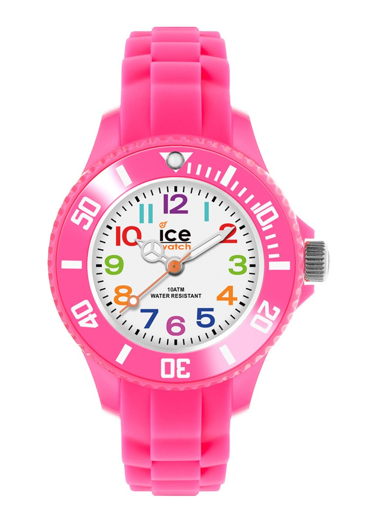 Ice-Watch Horloge Ice Mini Pink Mini IW000747