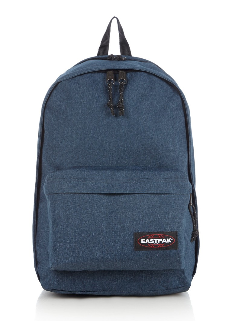 Eastpak Back to Work laptoprugtas 13 inch blauw