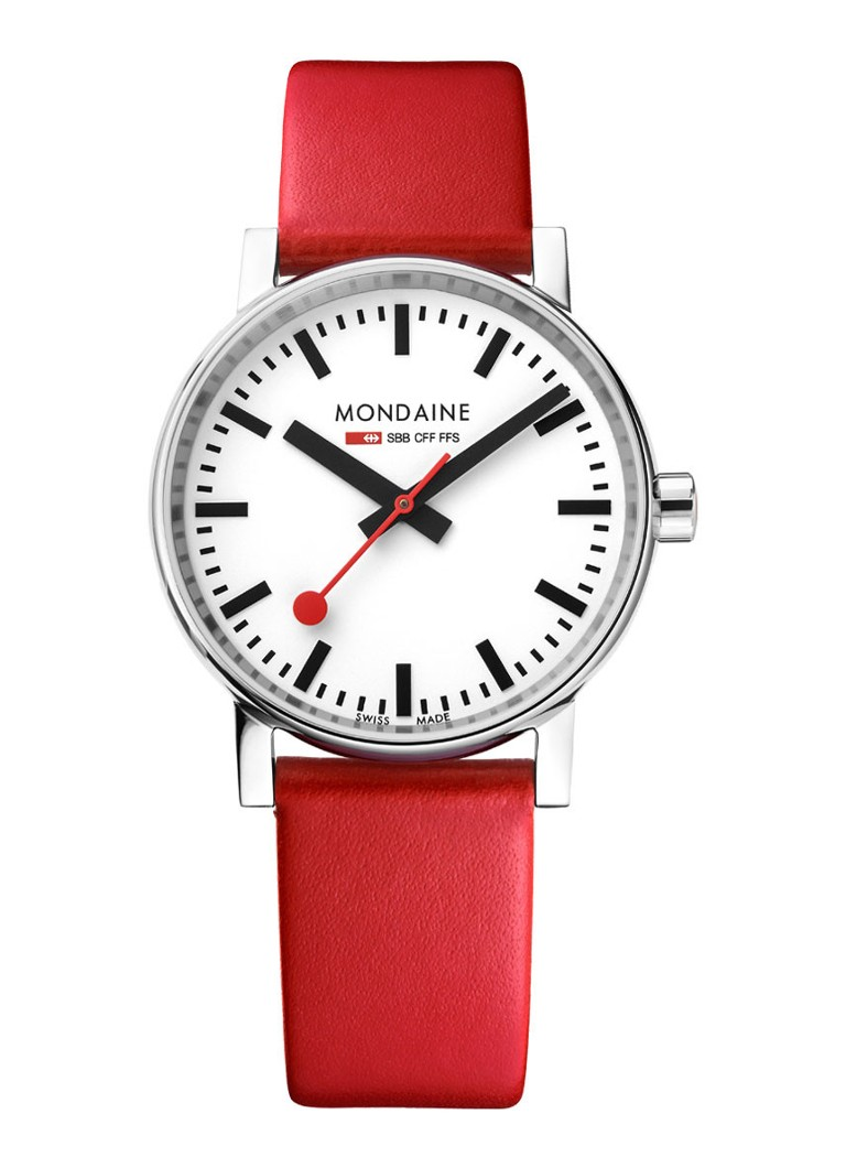 Mondaine Horloge Mini Giant MSE.35110.LC 35