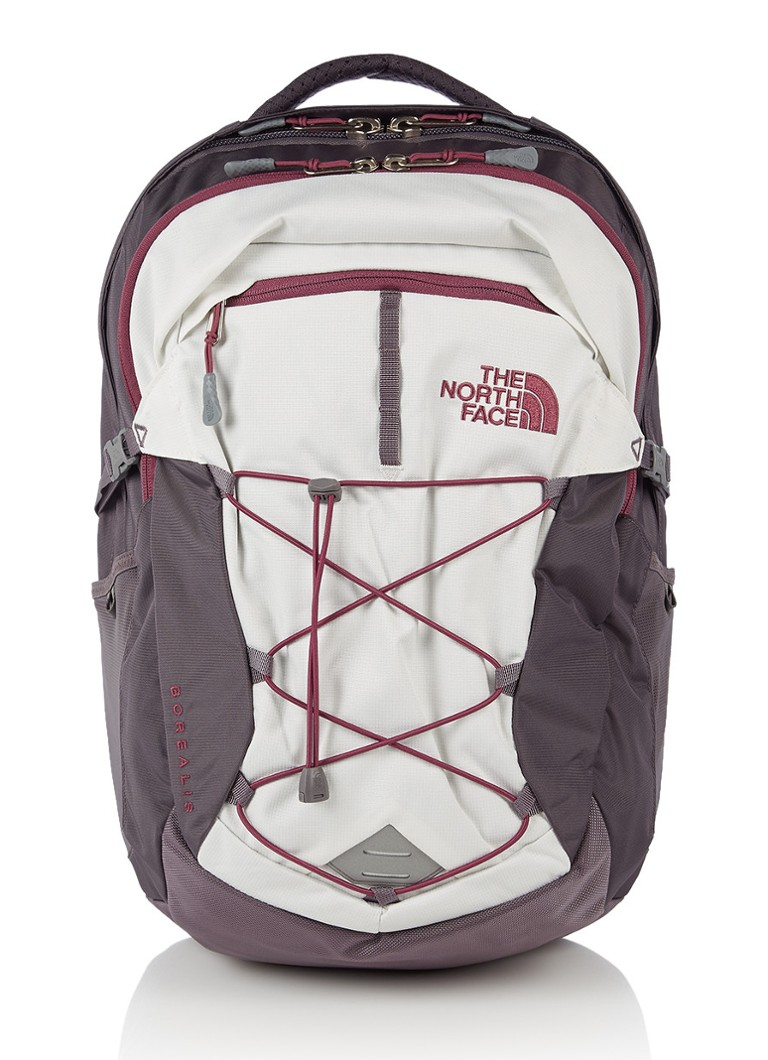 The North Face Borealis rugtas met 15 inch laptopvak