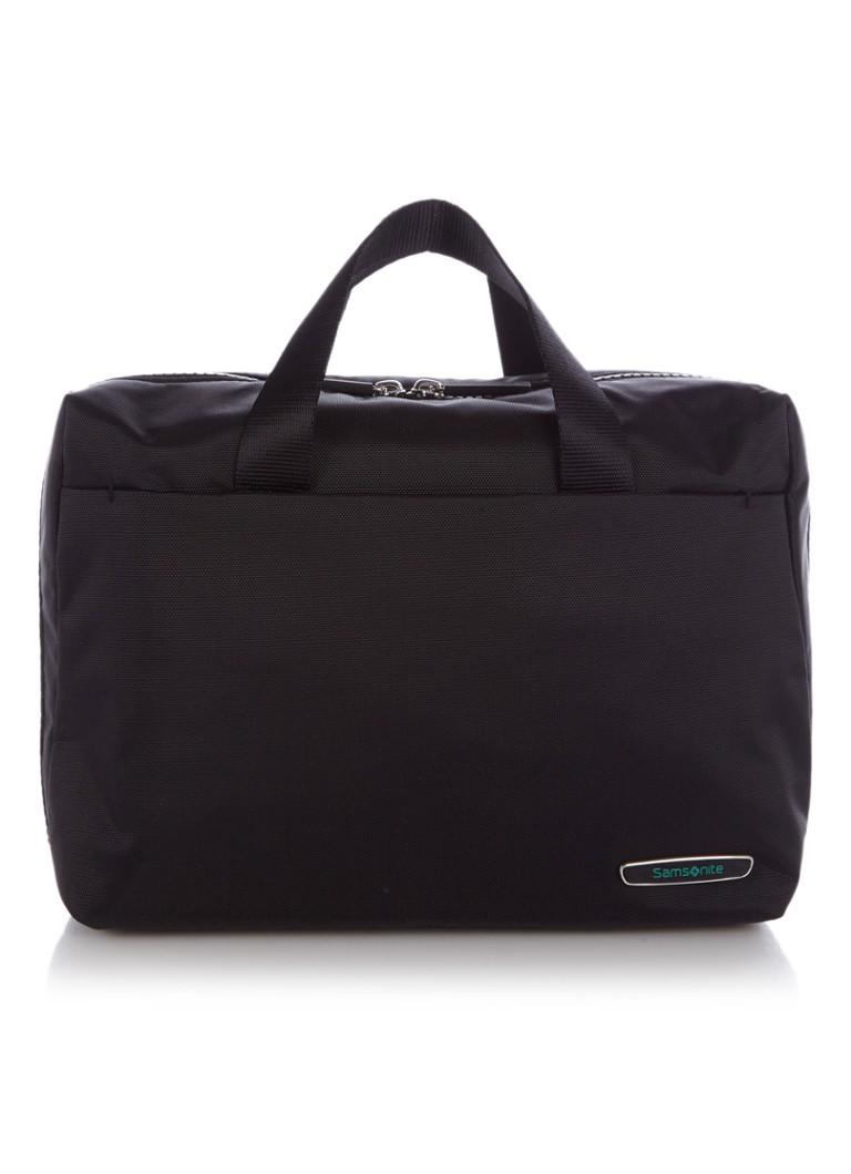 Samsonite Modula Cosmetic Cases Carry On Toiletry Bag black