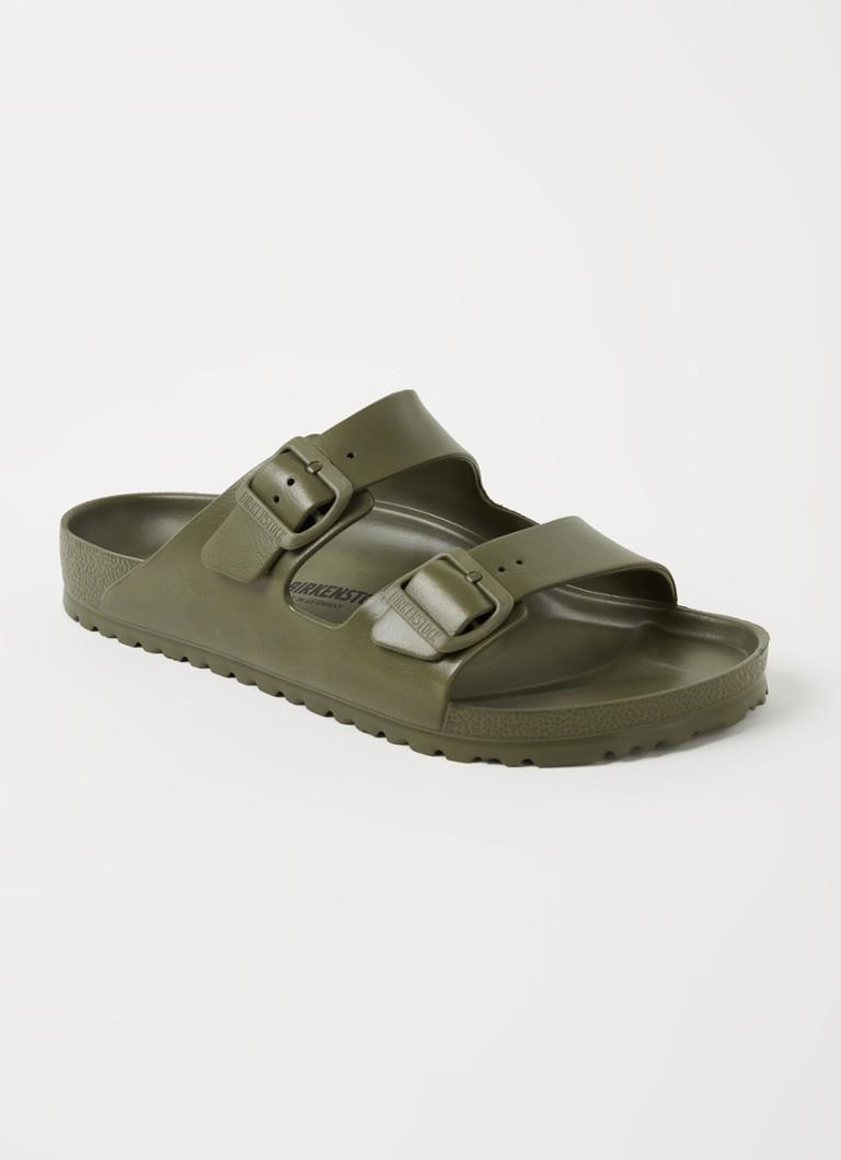 Birkenstock Slippers Arizona EVA Regular Grijs online kopen