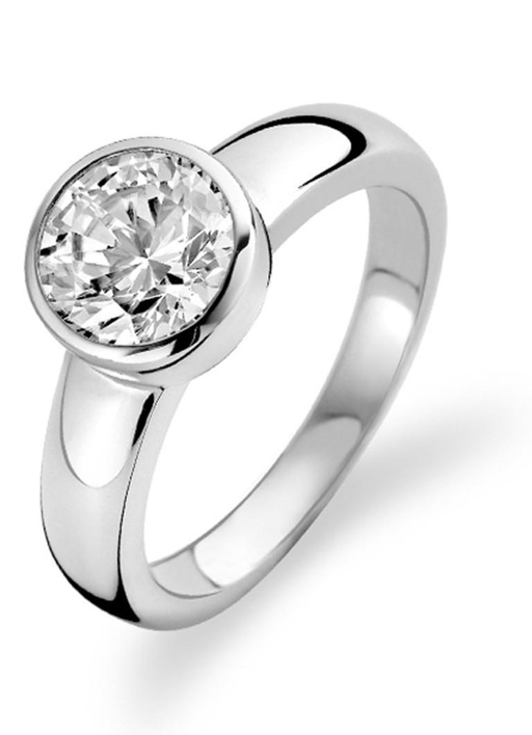 Sieraden Ti Sento Milano Ring van zilver 1616ZI Zilver
