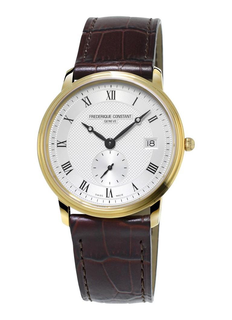 Frederique Constant Horloge Slimline Quartz FC-245M4S5