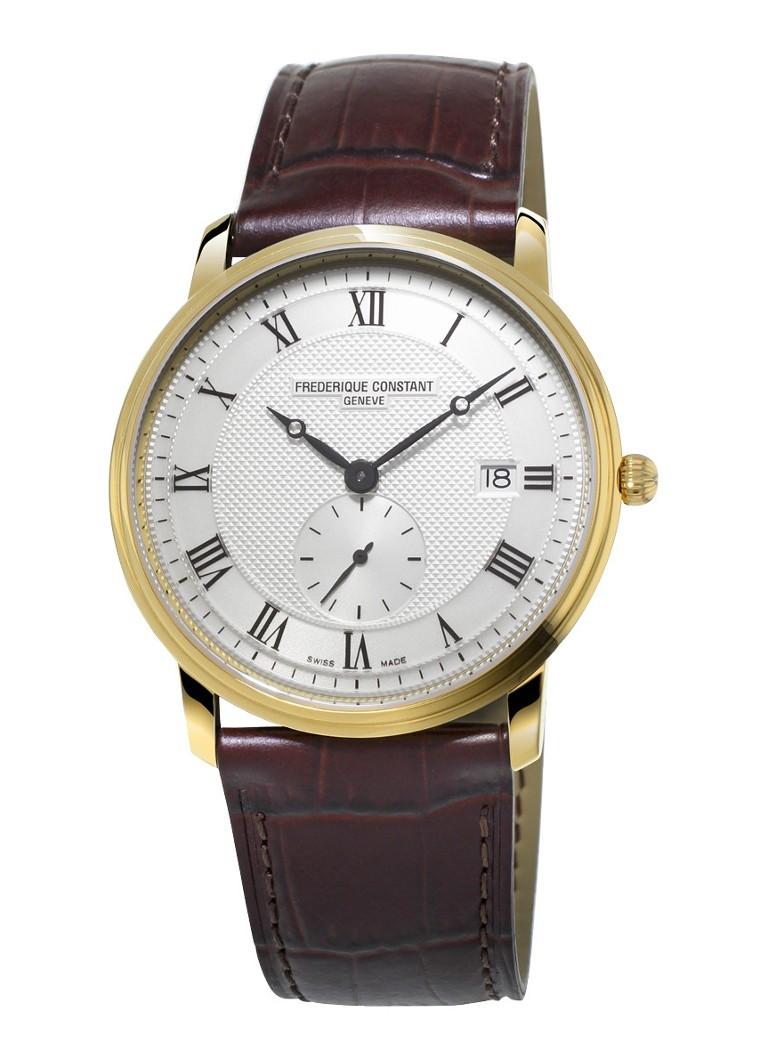 Frederique Constant Horloge Slimline Quartz FC-245M5S5