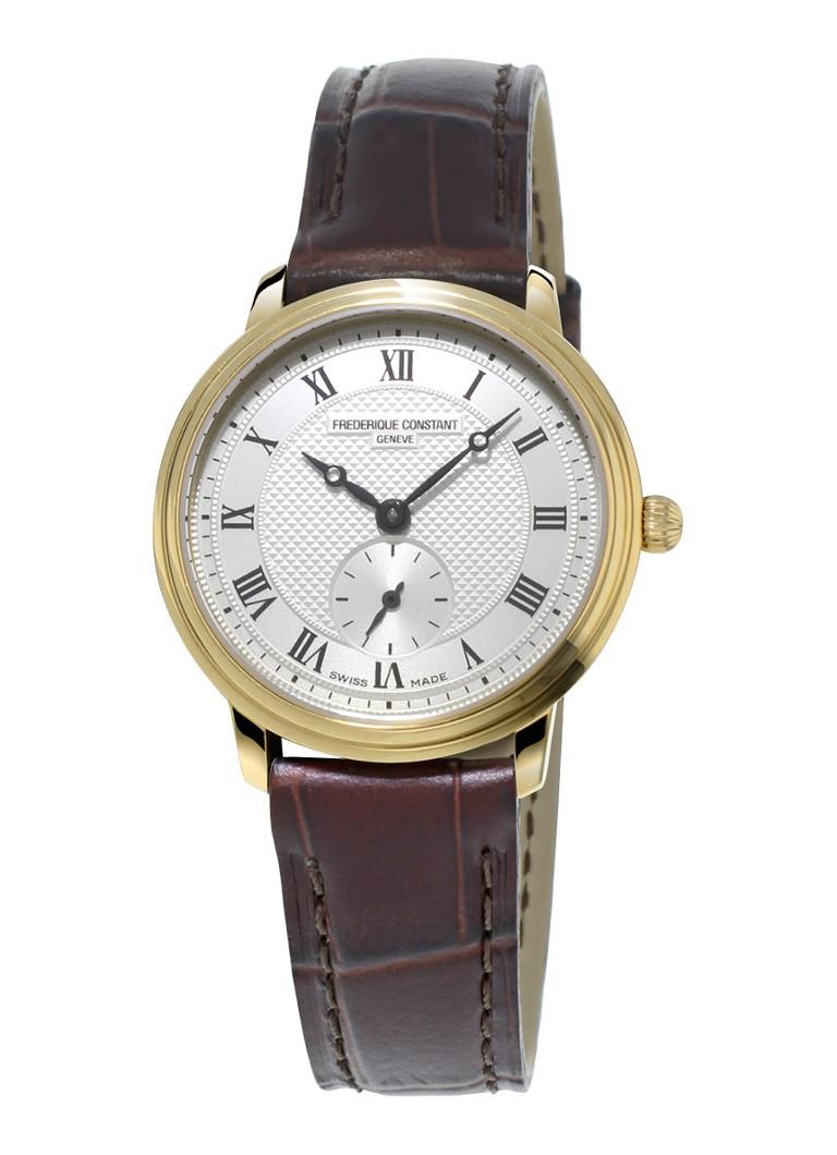 Frederique Constant Horloge Slimline Quartz FC-235M1S5