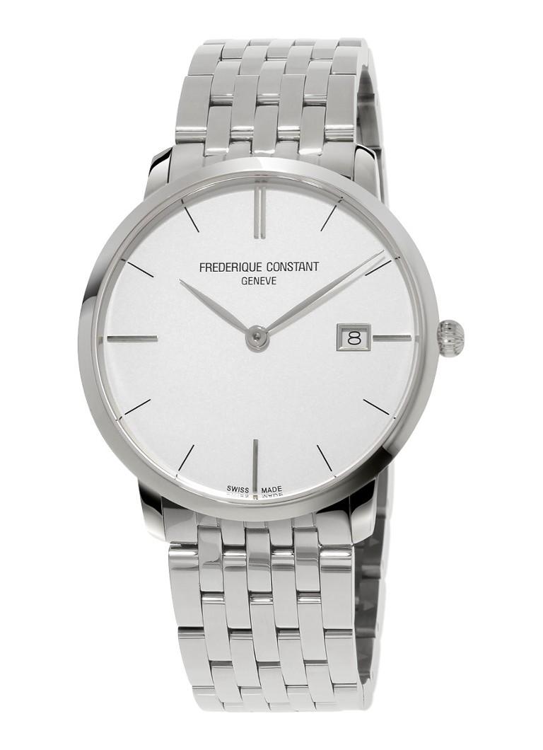 Frederique Constant Horloge Slimline Quartz FC-220S5S6B