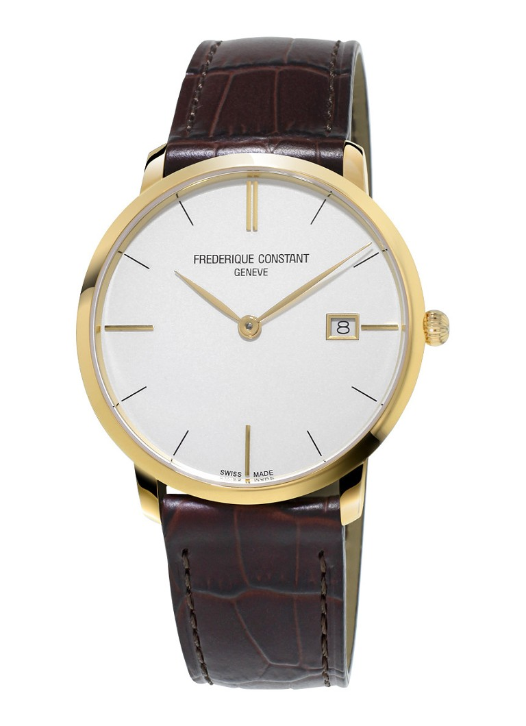 Frederique Constant Horloge Slimline Quartz FC-220V5S5
