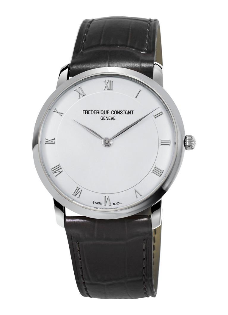 Frederique Constant Horloge Slimline Quartz FC-200RS5S36