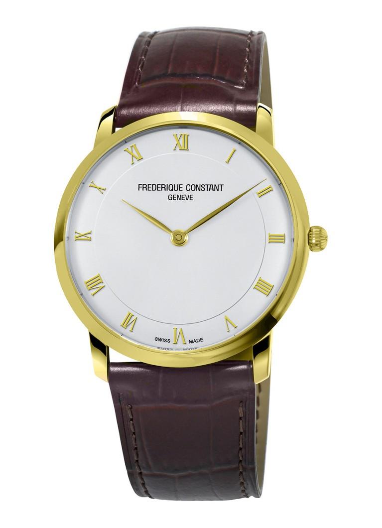 Frederique Constant Horloge Slimline Quartz FC-200RS5S35