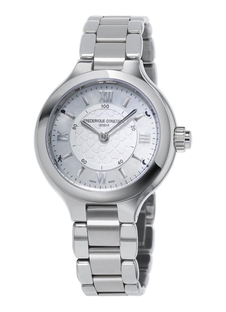 Frederique Constant Horloge Horological Smartwatch FC-281MPW3ER6B