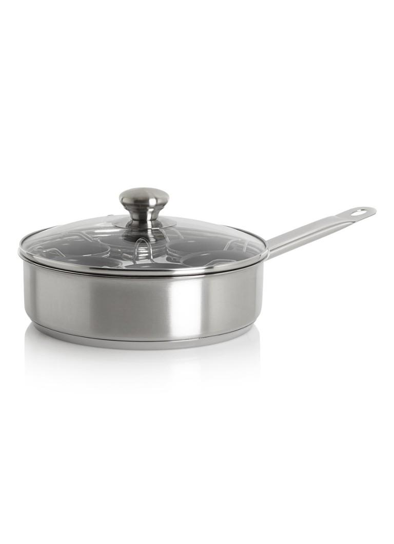 Demeyere Gourmetpan Resto met 6 inzetten 22 cm
