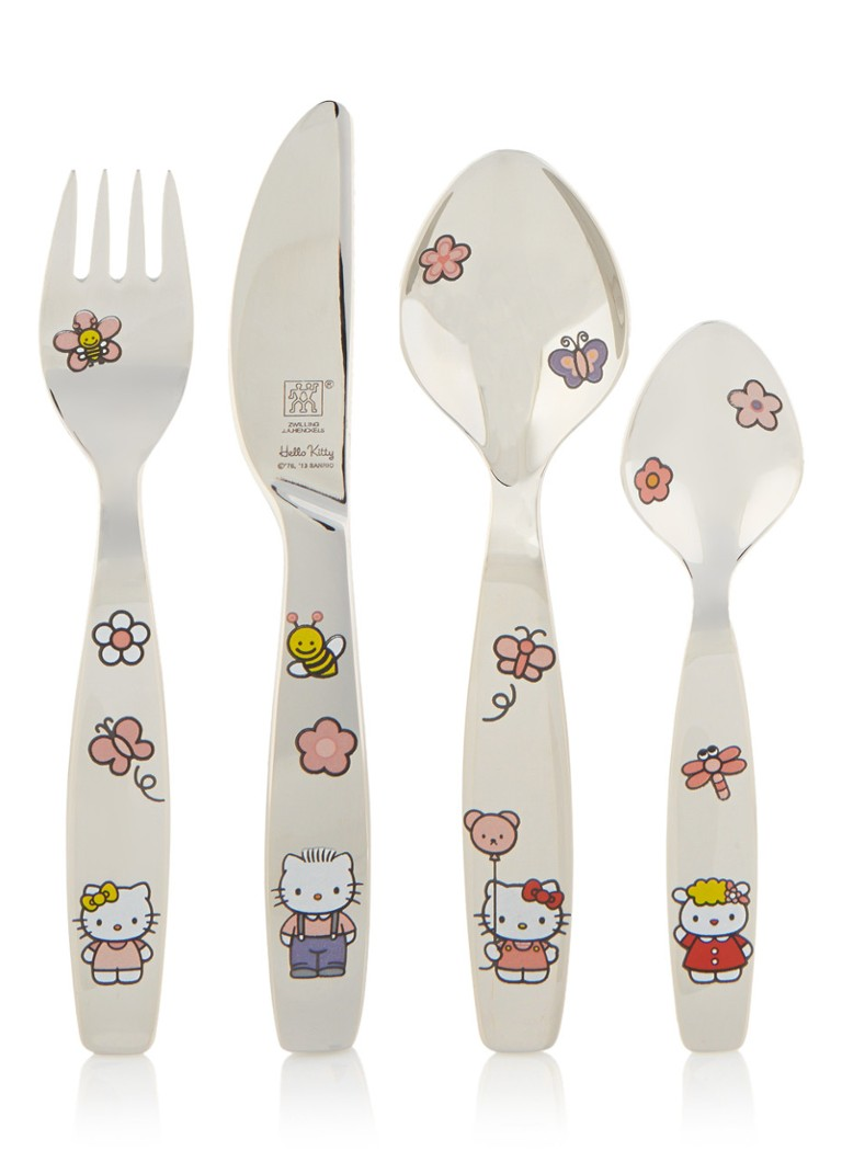 Zwilling J.A. Henckels Kinderbestek Hello Kitty