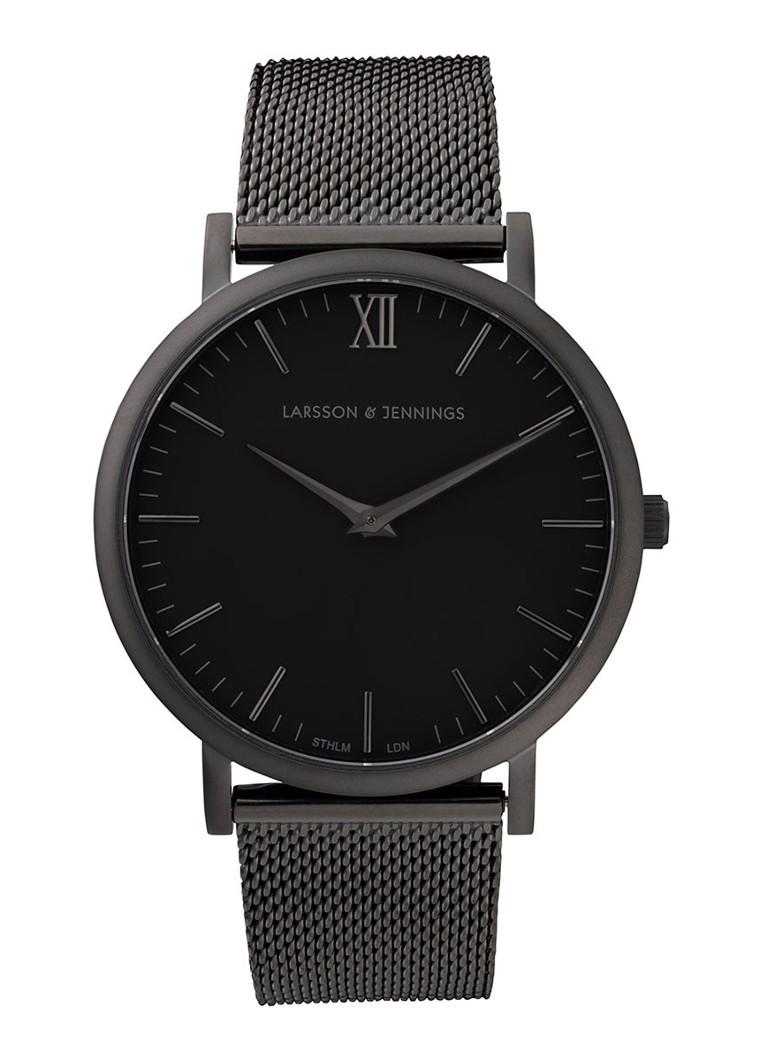 Larsson & Jennings Horloge CM Black