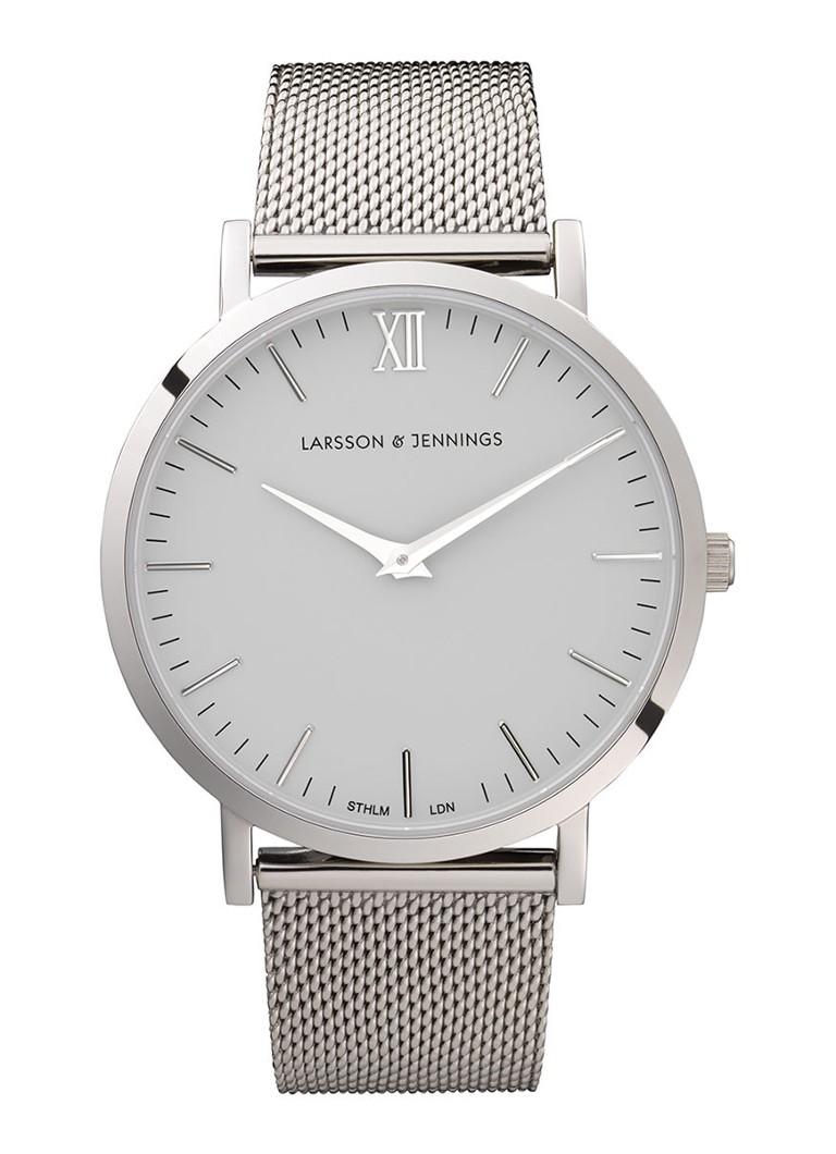 Larsson & Jennings Horloge CM Silver