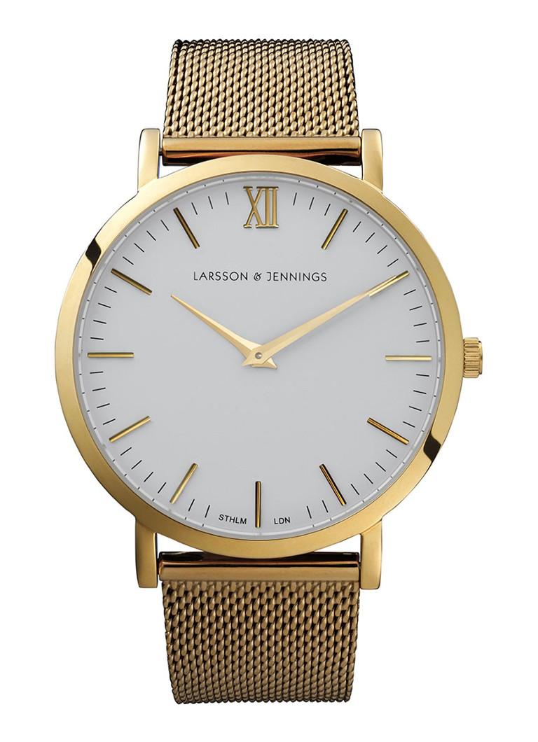 Larsson & Jennings Horloge CM Gold