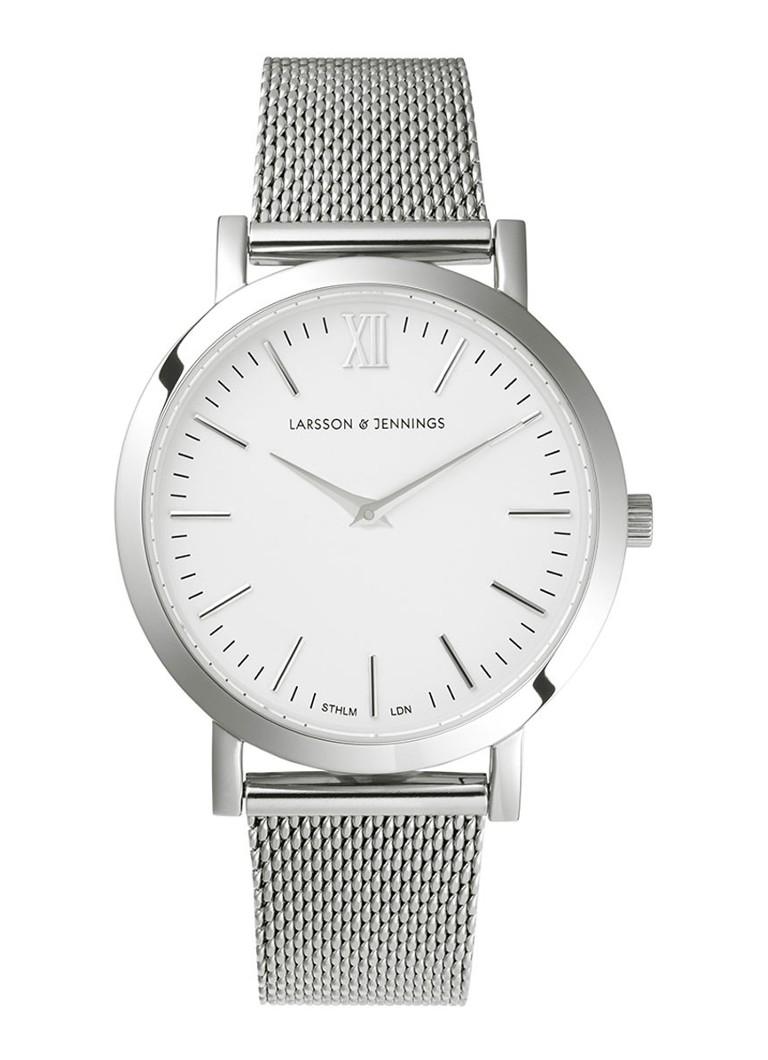 Larsson & Jennings Horloge Liten Silver
