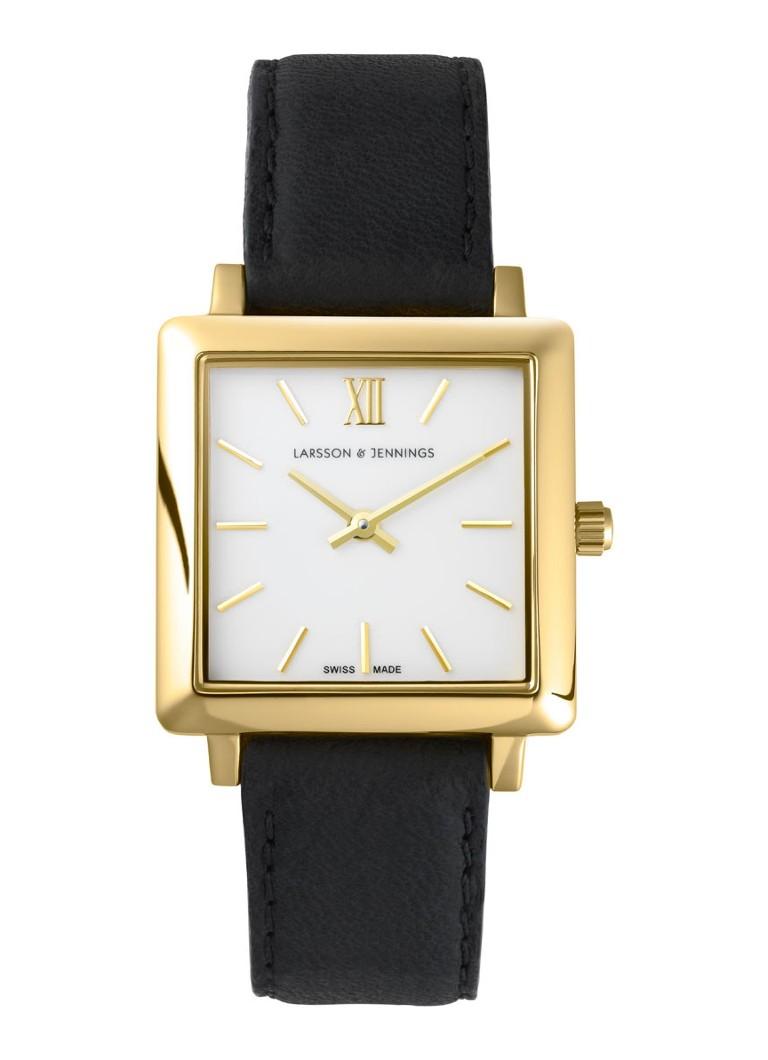 Larsson & Jennings Horloge Norse Polished Gold