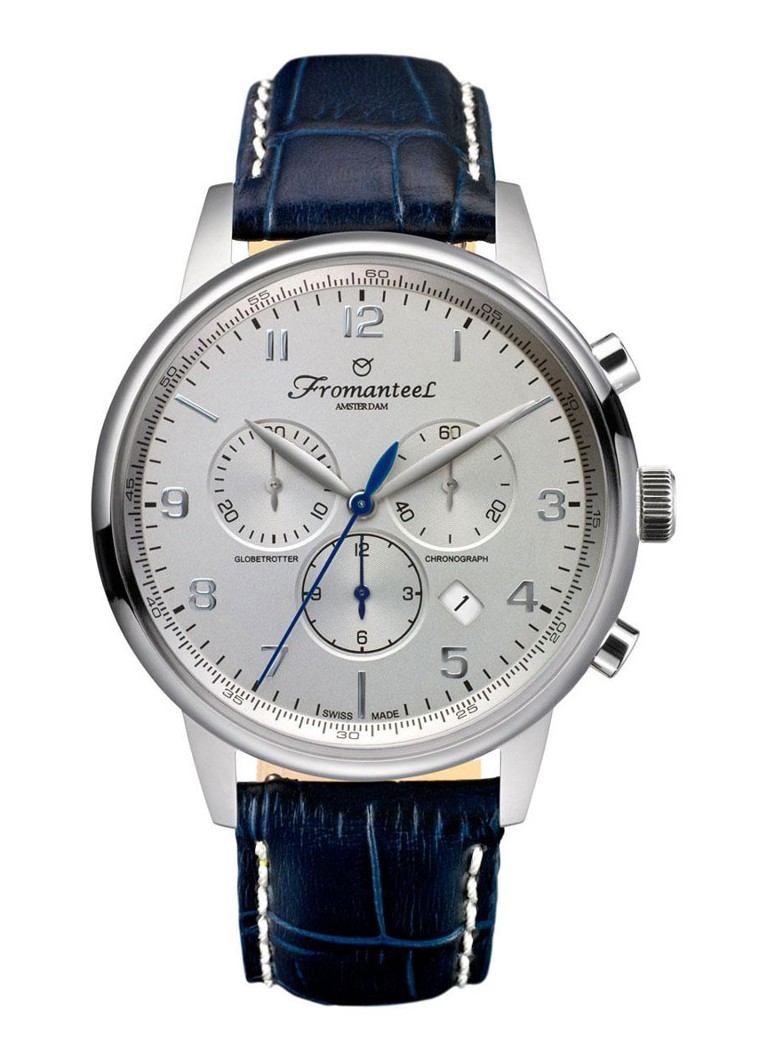 Fromanteel Horloge Globetrotter Chrono GT-0701-011